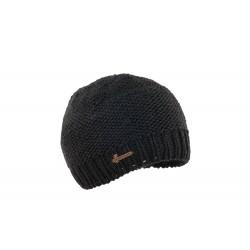 Bonnet enfant Noir laine Gylin Herman