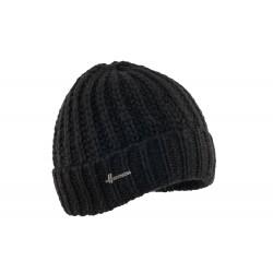 Bonnet docker noir laine Kylin Herman
