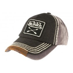 Casquette Von Dutch Arrow Grise