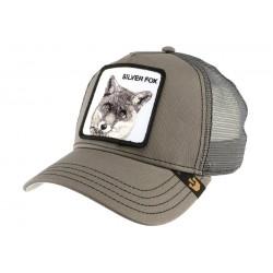 Casquette Goorin Silver Fox Grise