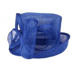 Chapeau Mariage Bleu Sapphire Babeth Leon Montane