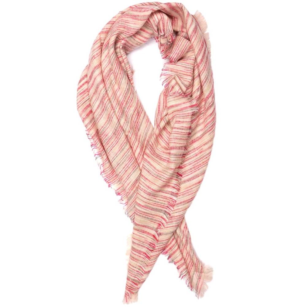 grande echarpe rose lixton charpe femme en laine mode livr en 48h. Black Bedroom Furniture Sets. Home Design Ideas