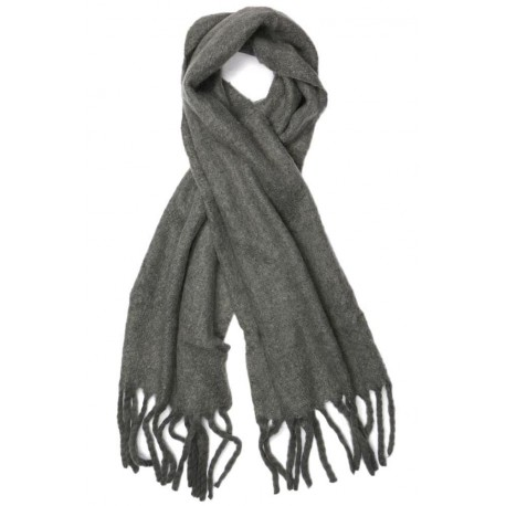 grosse echarpe laine gris maxton grande echarpe homme. Black Bedroom Furniture Sets. Home Design Ideas