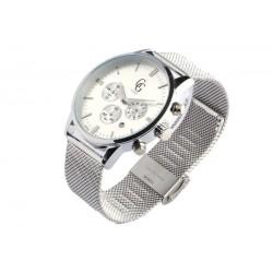 Montre chronographe gris argent homme Astor