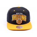 Casquette snapback Boston Bruins Noir et Orange