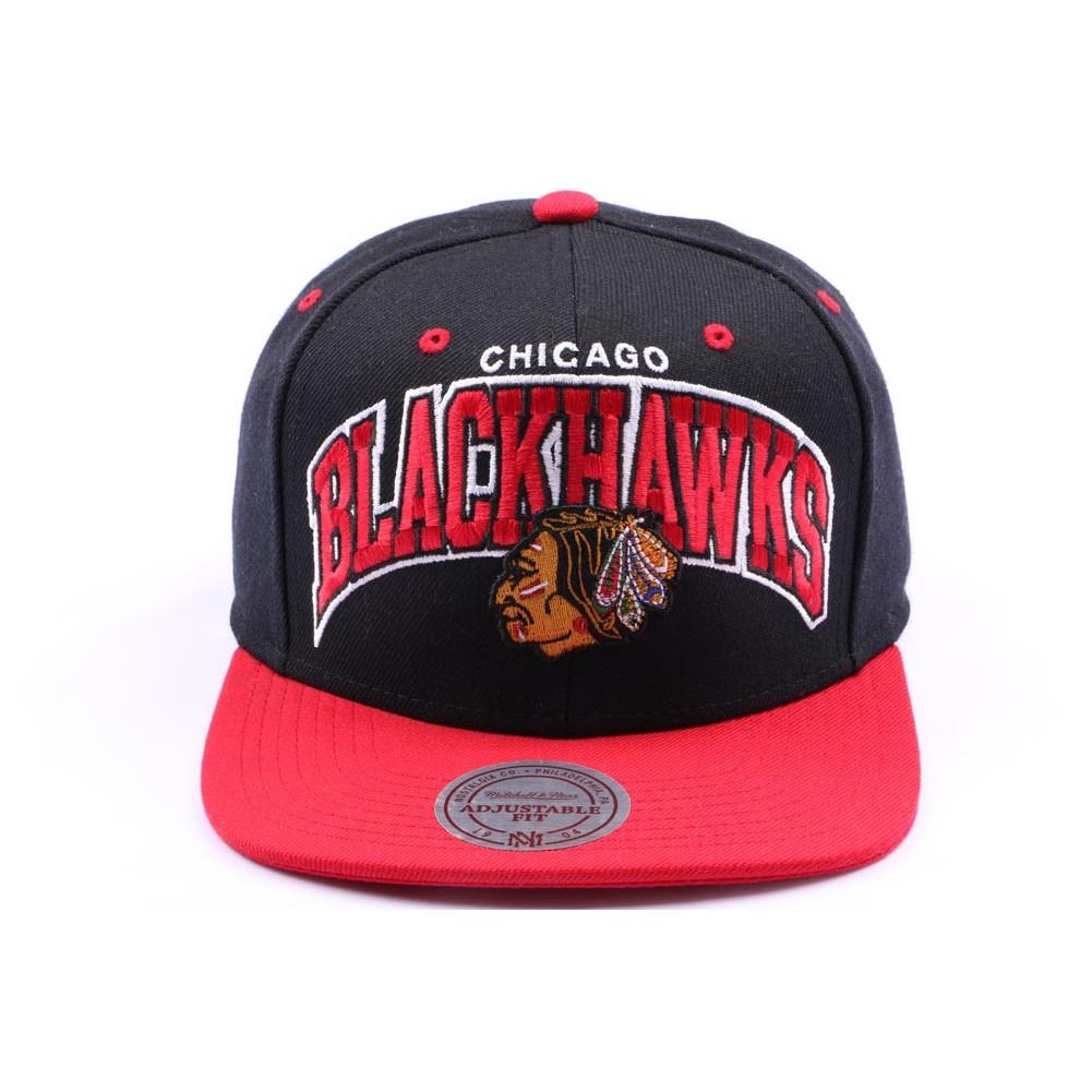 Casquette Chicago Blackhawks Snapback