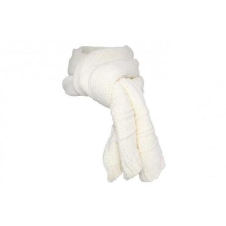 Leonmontane écharpe Sikinos Blanc