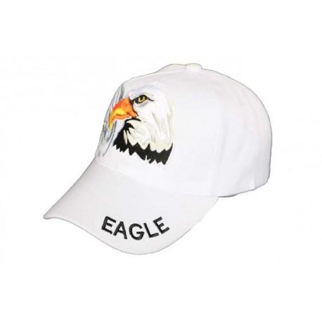 Casquette Aigle blanche