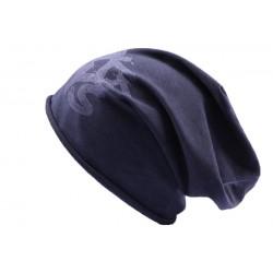 Bonnet Oversize JBB Couture Bleu