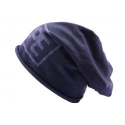 Bonnet Oversize JBB Couture Bleu Dope