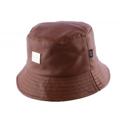 Bob JBB Couture Marron imitation Cuir