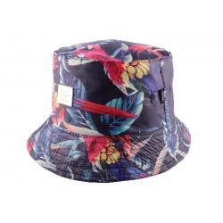 Bob JBB Couture Bleu impréssion Tropic
