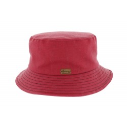 Chapeau pluie Rain Catarina Rouge Herman Headwear