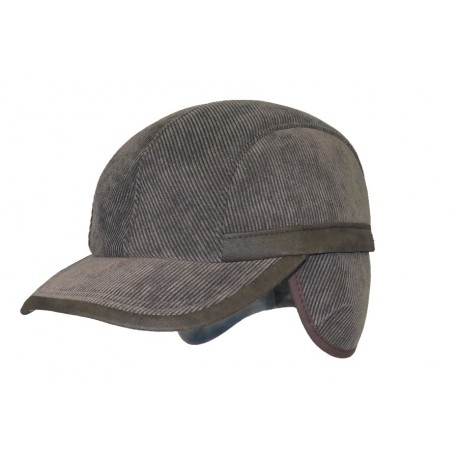 Casquette Hunting Marron