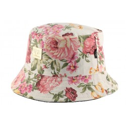 Bob JBB Couture Florale Rose