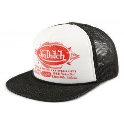 Casquette Trucker Von Dutch Foreign and Kustom