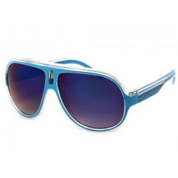 Lunettes Soleil Miles avec monture bleu