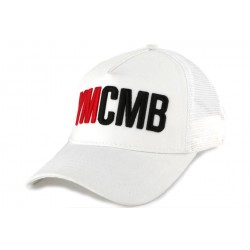 Casquette Trucker YMCMB Blanche