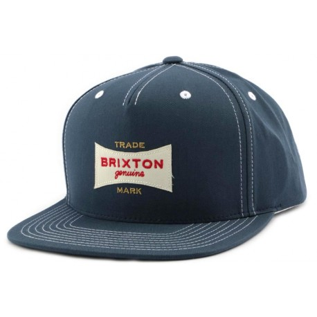 Casquette Brixton Snapback Ramsey Marine ANCIENNES COLLECTIONS divers