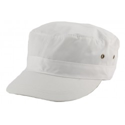 Casquette Army Blanche Fidel CASQUETTES Nyls Création