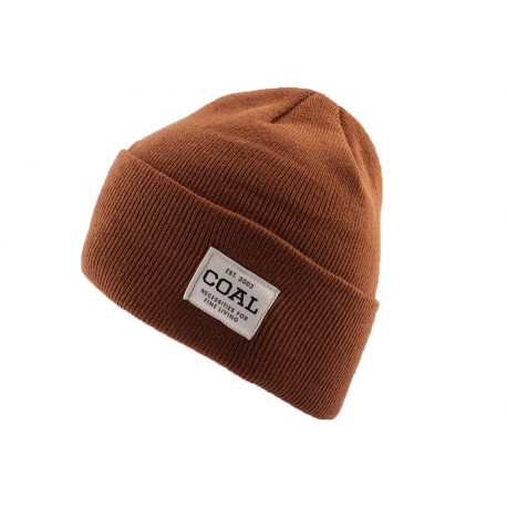 Bonnet Coal The Uniforme Marron BONNETS COAL