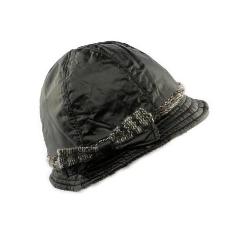 Chapeau Pluie Nyls Création Louise Noir