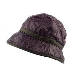 Chapeau Pluie Nyls Création Eleo Violet