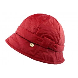 Chapeau Pluie Nyls Création Samba Rouge