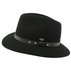 Chapeau Feutre Mayser Seattle Noir