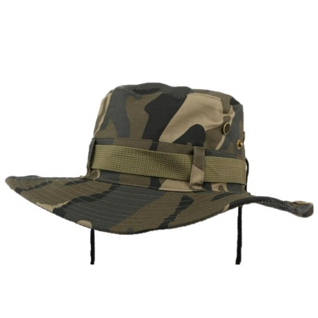Bob Safari Armée Camouflage avec lien Bob Safari Hip Hop Honour