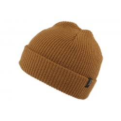 Bonnet Brixton Revers Heist Coyote Brown