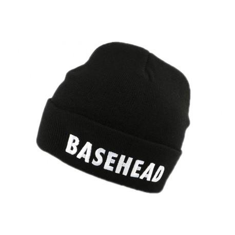 Bonnet à Revers Noir Basehead SSUR BONNETS HYPE