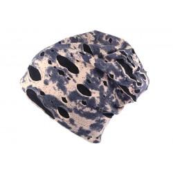 Bonnet Camouflage Bleu Overside Nyls Création
