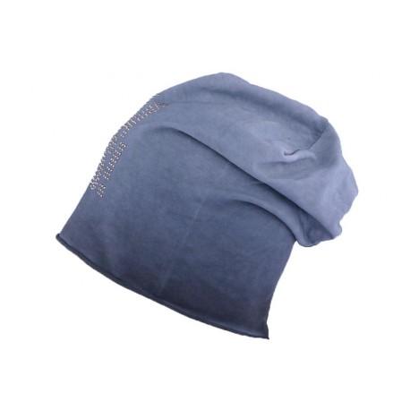 Bonnet Oversize JBB Couture I'm Boss Bleu