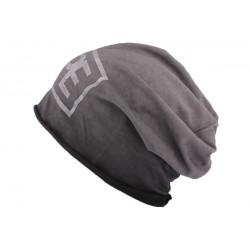 Bonnet Oversize JBB Couture Dope Gris BONNETS JBB COUTURE