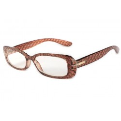 Lunettes Loupes Murcie Marron Dioptrie +2.5 Lunettes Loupes New Time