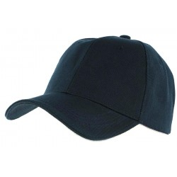 Casquette Baseball Bleu Marine ANCIENNES COLLECTIONS divers