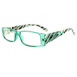 Lunettes Loupe Femme Verte Meph +3 Dioptries
