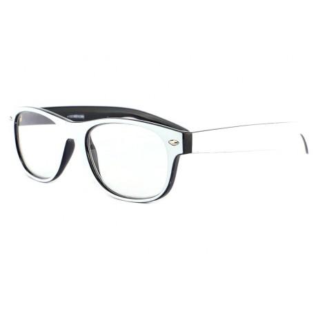 achat lunette de lecture tendance blanche shape shop. Black Bedroom Furniture Sets. Home Design Ideas