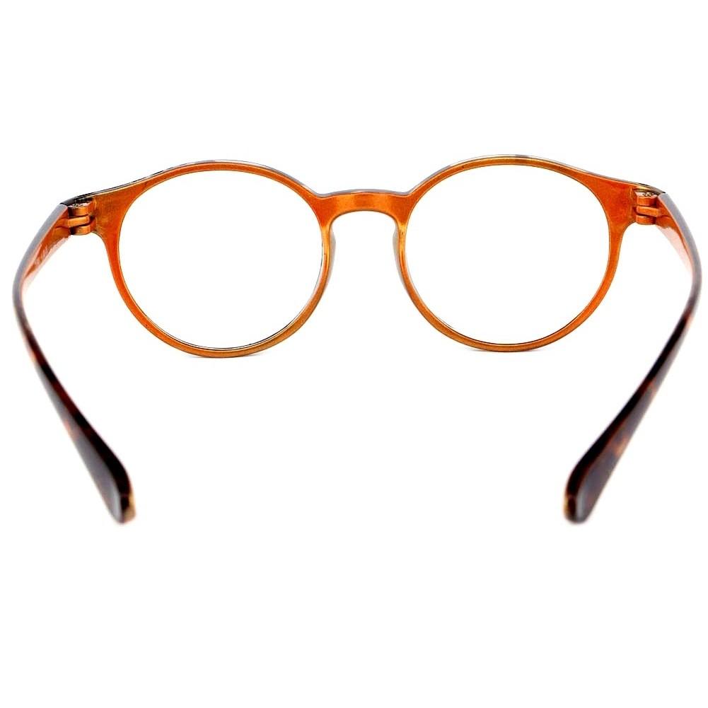 vente lunette loupe ronde marron lako par loupea site hatshowroom. Black Bedroom Furniture Sets. Home Design Ideas