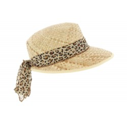 Casquette paille Naturelle Penny Herman Headwear