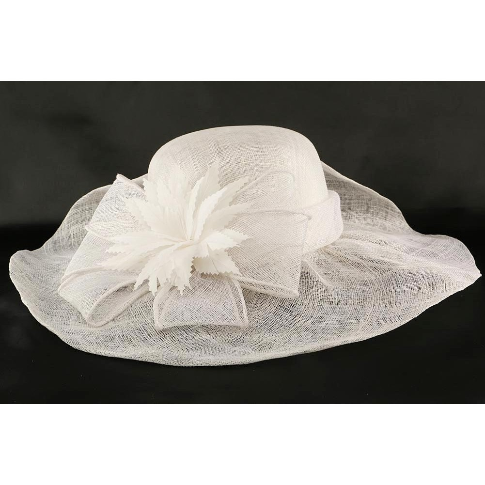 chapeau mariage blanc ita achat mariage. Black Bedroom Furniture Sets. Home Design Ideas