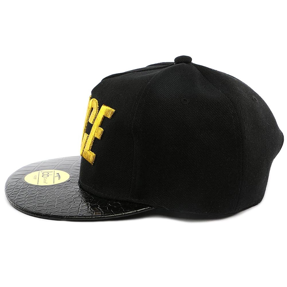 Snapback noire jbb couture nice achat snapback for Couture a nice