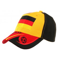 Casquette Allemagne Equipe Football CASQUETTES PAYS