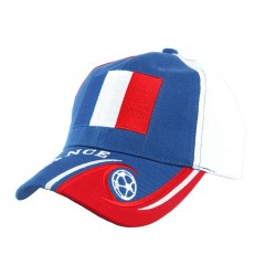 Casquette France Equipe Football CASQUETTES PAYS