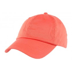 Casquette Baseball Corail ANCIENNES COLLECTIONS divers
