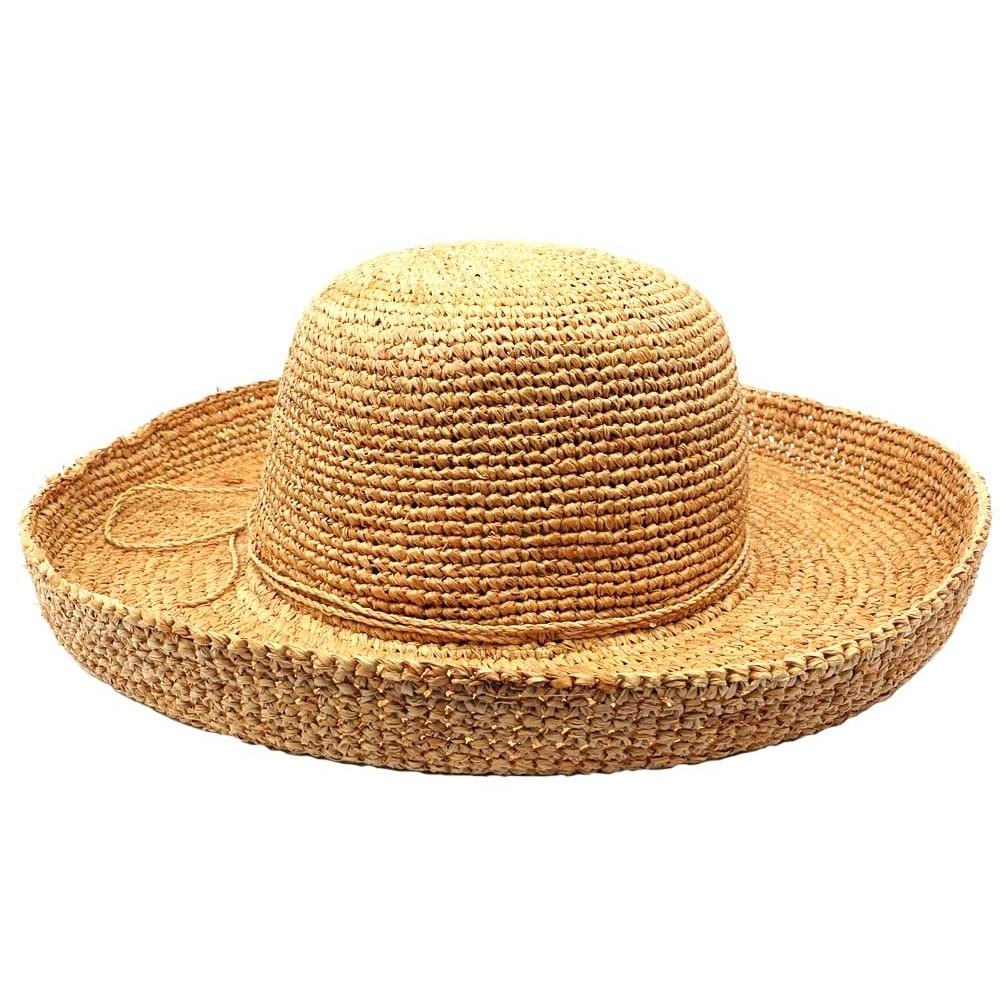 chapeau de paille femme beige monetta capeline t look ternel. Black Bedroom Furniture Sets. Home Design Ideas