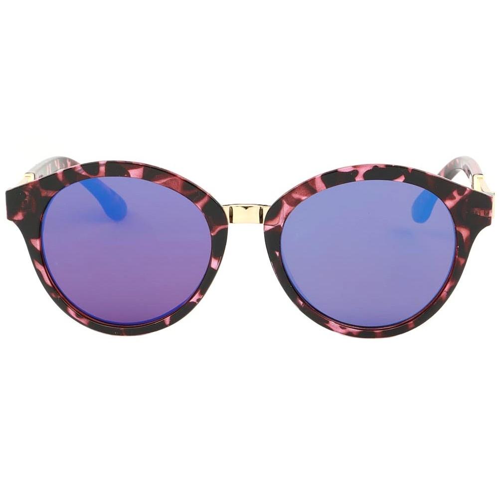 lunettes de soleil femme rose et noir r tro solaire chic livr 48h. Black Bedroom Furniture Sets. Home Design Ideas