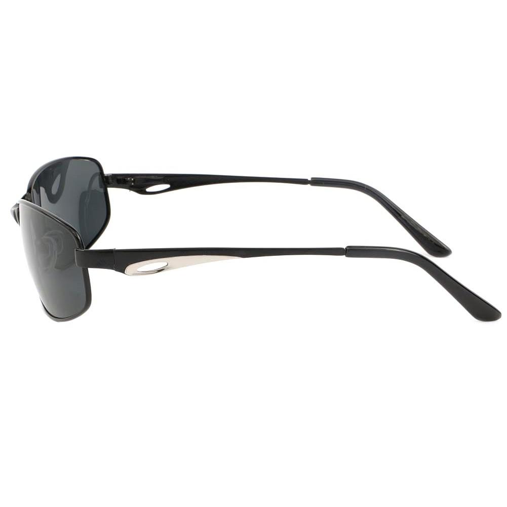 Lunettes de soleil polarisées sport Noir Dake - Mixte N36ftS