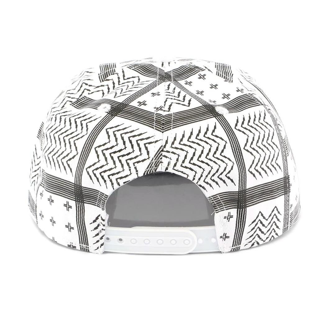 casquette swag gg noir et blanche snapback tendance chez vous en 48h. Black Bedroom Furniture Sets. Home Design Ideas